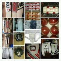 BRAND NEW ONE PLAYER CRICKET KIT
