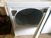 white front-load clothes dryer Fairfax, 22033