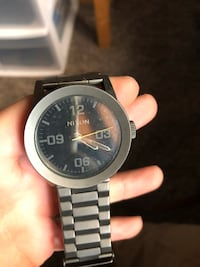 Black Nixon watch  Lake Arrowhead, 92404