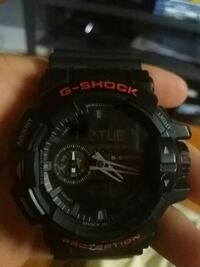 Gshock Washington, 20012