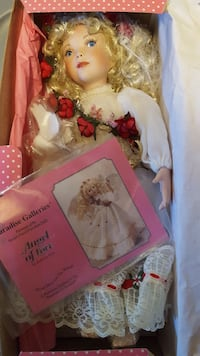 Angel of Love Porcelain Doll South Williamsport, 17702