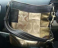 Real Coach Purse