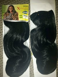 SYNTHETIC HAIR COLOR1 NEW WITH TAG Fort McMurray, T9H 4K1