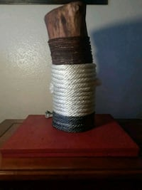 Handcrafted cat scratching post Tulsa, 74136