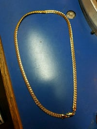 18k gold chain necklace Vancouver, V6Z 1Y6