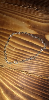 Silver anklet San Angelo, 76903
