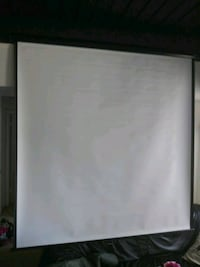 Quartet Wall and Ceiling Projection Screen, 70x70 Inches   Calverton, 20705