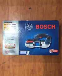 BOSCH COMPACT BANDSAW NEW