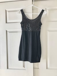 Fitted Dress with Sequin Top (S) Odenton, 21113
