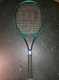 blue and black tennis racket Pensacola, 32506
