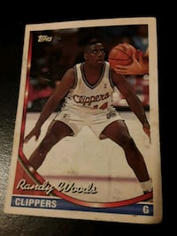 Clippers players card Laredo, 78041