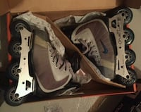 Used roller blades size 9.5 Richmond Hill