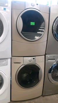 Kenmore front load washer and dryer set excellent conditions  Bowie, 20715