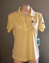 New Presidents Cup Womens Golf Shirt Size Medium Montréal, H8Z 3H8