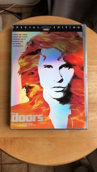 The Doors DVD Movie Laurel