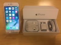 iPhone 6 - Factory Unlocked - Comes w/ Box + Accessories & 1 Month Warranty  Springfield, 22150