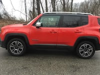 Jeep - Renegade limited - 2015 $10500 Tracys Landing