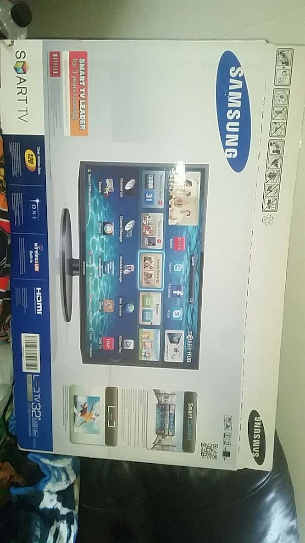 32 inch Samsung LED SmartTV price reduced