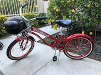 Cruiser for sale. Girls, red Rancho Santa Margarita, 92688
