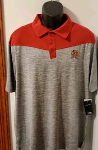 Colosseum Maryland Terps Polo Shirt New With Tags Middletown, 21769