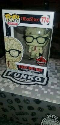 Sticky Note nan exclusive funko pop (FIRM PRICE) Toronto, M1L 2T3