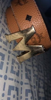 Brown leather louis vuitton belt Houston, 77099