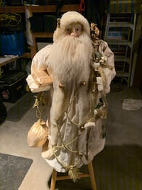 2.5 ft. Tall standing Santa Clause floor ornament