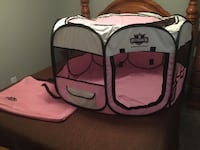 white and pink Hello Kitty backpack Lexington, 29073