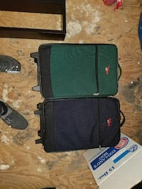 Suitcases $5 each