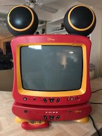 Mickey Mouse TV and DVD Playet Waterloo, N2T 1W5