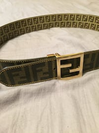 Fendi belt. Reversible. Authentic. 400 new Chillicothe, 45601
