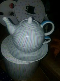 Tea Pot for One