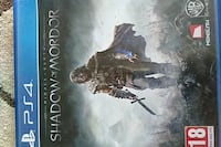 Shadow Of Mordor - Middle-Earth PS4 Zafer, 35410