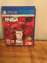 Sony PS4 NBA 2K14 case Niagara Falls, L2E 4W5