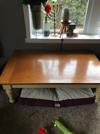 Coffee table/end table Nappanee, 46550
