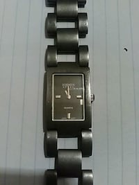 Berenger Steel Quartz Watch