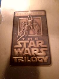 Star wars trilogy special addition