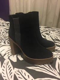 Nine West boots, size 8 1/2