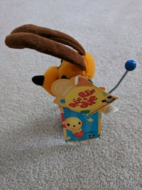 Rolie Polie small dog Toy New York, 10021