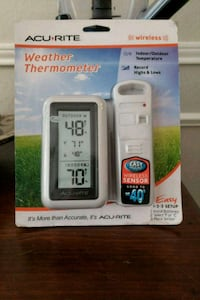 Weather thermometer wireless  Fort Worth, 76108