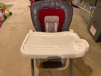 High chair -graco  Perry Hall, 21128