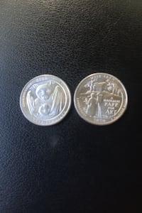 2020 Pure silver limited national park quarter dollars and others Jersey City, 07302