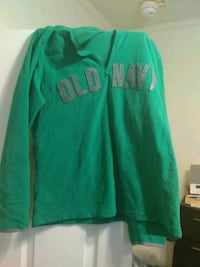 green and white Nike pullover hoodie Ypsilanti, 48198