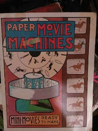 paper movie machines Anderson, 96007
