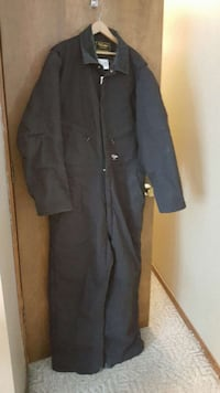 insulated coveralls. great condition   Kirksville, 63501