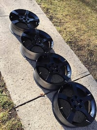 Pontiac G6 Oem rims with Tpms Sensor