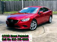 Mazda - 6 - 2017 $2200 DOWN PAYMENT Houston