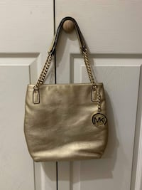 Michael Kors gold purse Regina, S4X 2M6