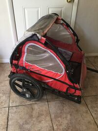 In step bike trailer La Quinta, 92253