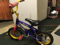 Toddler bicycle training wheels Greenville, 29609